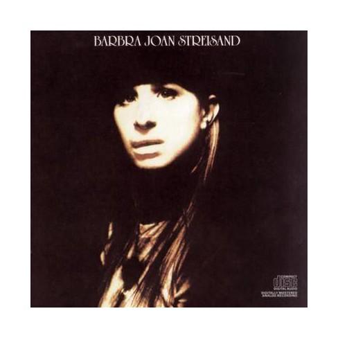 Barbra  BarbraStreisand Streisand - Barbra Joan Streisandbarbra Joan Streisand (CD) - image 1 of 1