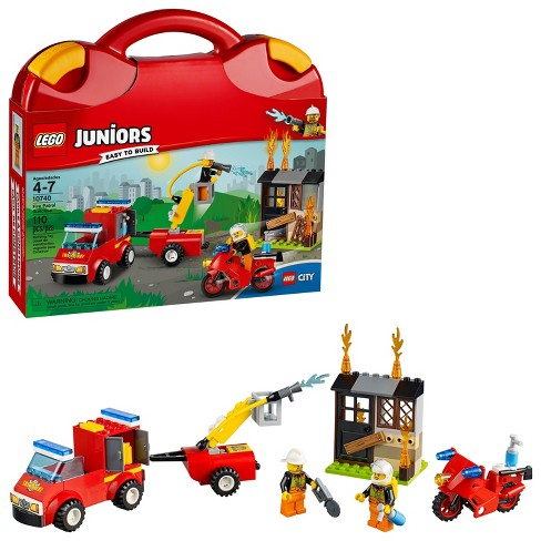 LEGO® Juniors Fire Patrol Suitcase $15.99
