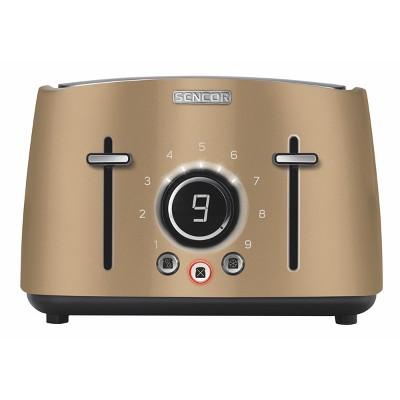 Sencor Metallic 4 Slice Toaster