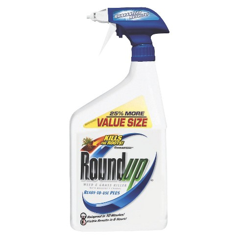 Roundup Weed & Grass Killer 30oz Ready to Use - image 1 of 1