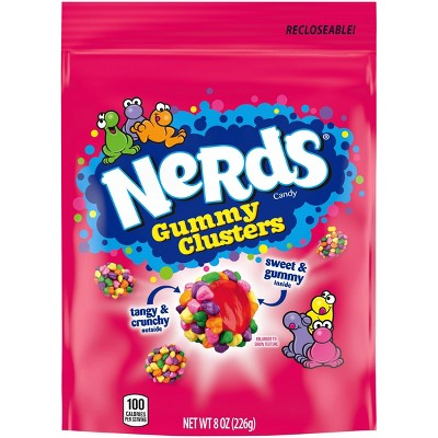 Nerds Gummy Clusters Candy - 8oz