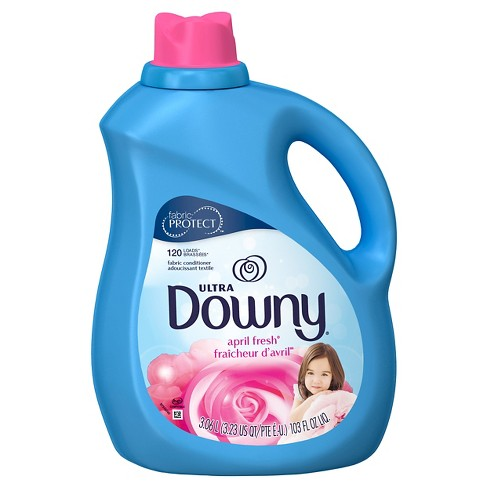 Ultra Downy April Fresh Liquid Fabric Conditioner 103 fl oz - image 1 of 2