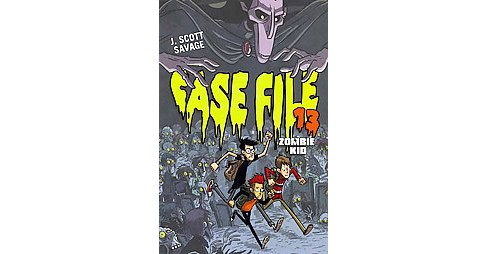 Case File 13 (Hardcover) - image 1 of 1