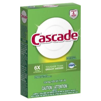 Dishwasher Detergent: Cascade