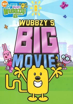 Wow! Wow! Wubbzy!: Wubbzy's Big Movie (DVD)