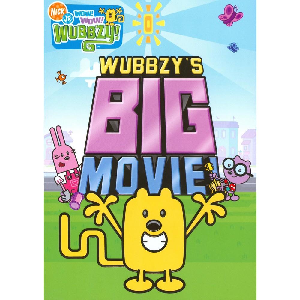 Wow! Wow! Wubbzy!: Wubbzy's Big Movie (dvd_video)