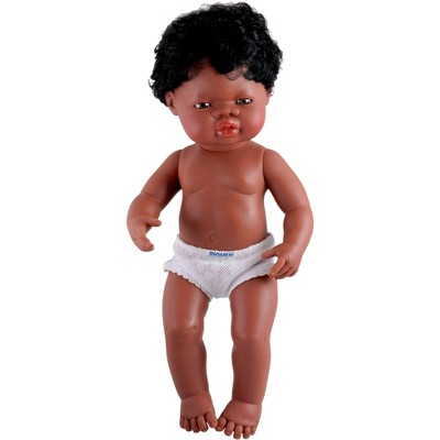 Miniland Doll, Boy, 15 Inches