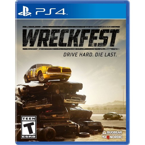 Wreckfest Playstation 4 Target