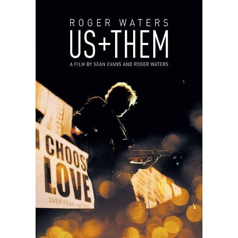 Roger Waters: Us + Them (DVD) - image 1 of 1