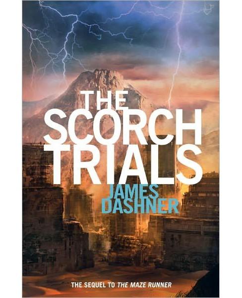 The Scorch Trials Maze Runner Reprint Target