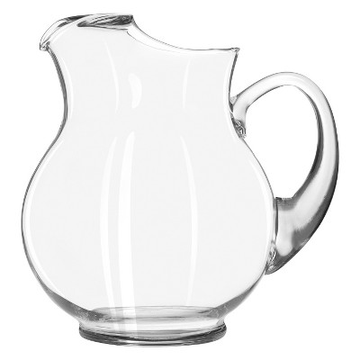 Libbey Acapulco Glass Pitcher - 89oz