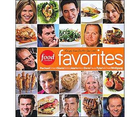Food Network Favorites (Reprint) (Paperback) by Susan Stockton - image 1 of 1