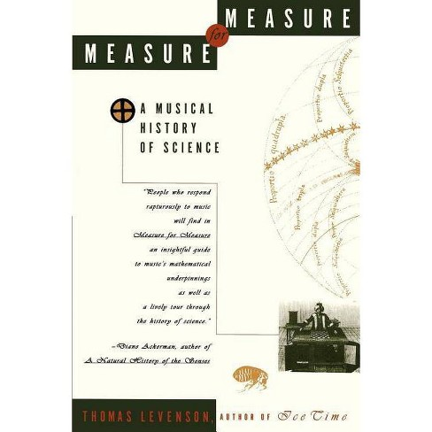 Measure for Measure - by  Thomas Levenson (Paperback) - image 1 of 1