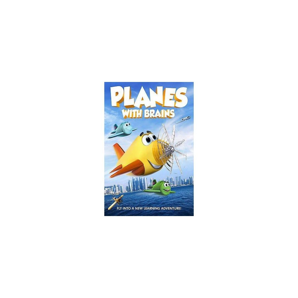 Planes With Brains (Dvd), Movies