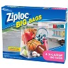 Ziploc Storage Big Bags - image 3 of 4