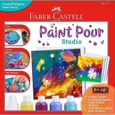 Faber-Castell Do Art Paint Pour Studio