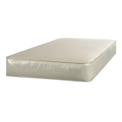 Sealy Soybean Everedge Foam-Core Crib and Toddler Mattress