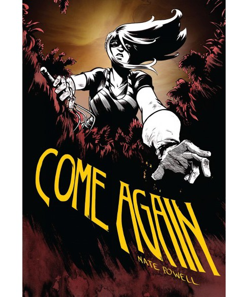 Come Again -  by Nate Powell (Hardcover) - image 1 of 1