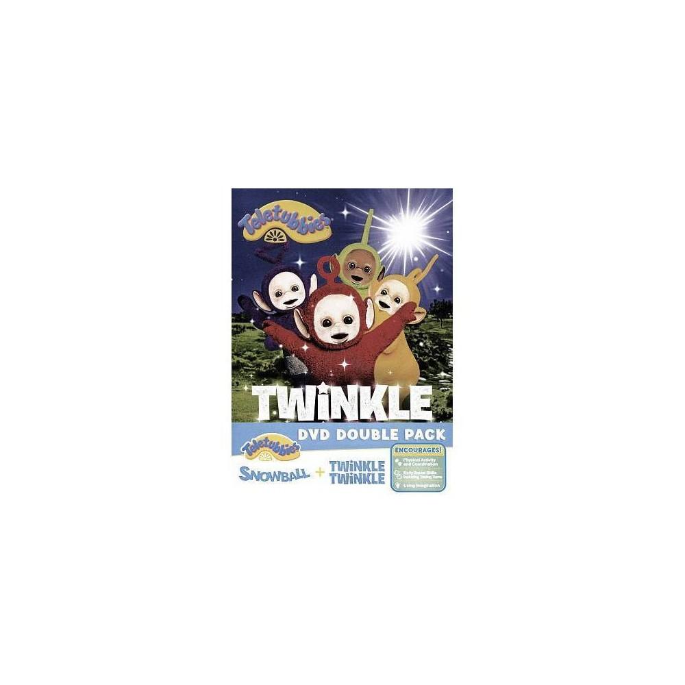 Teletubbies:Snowball/Teletubbies Twin (Dvd)