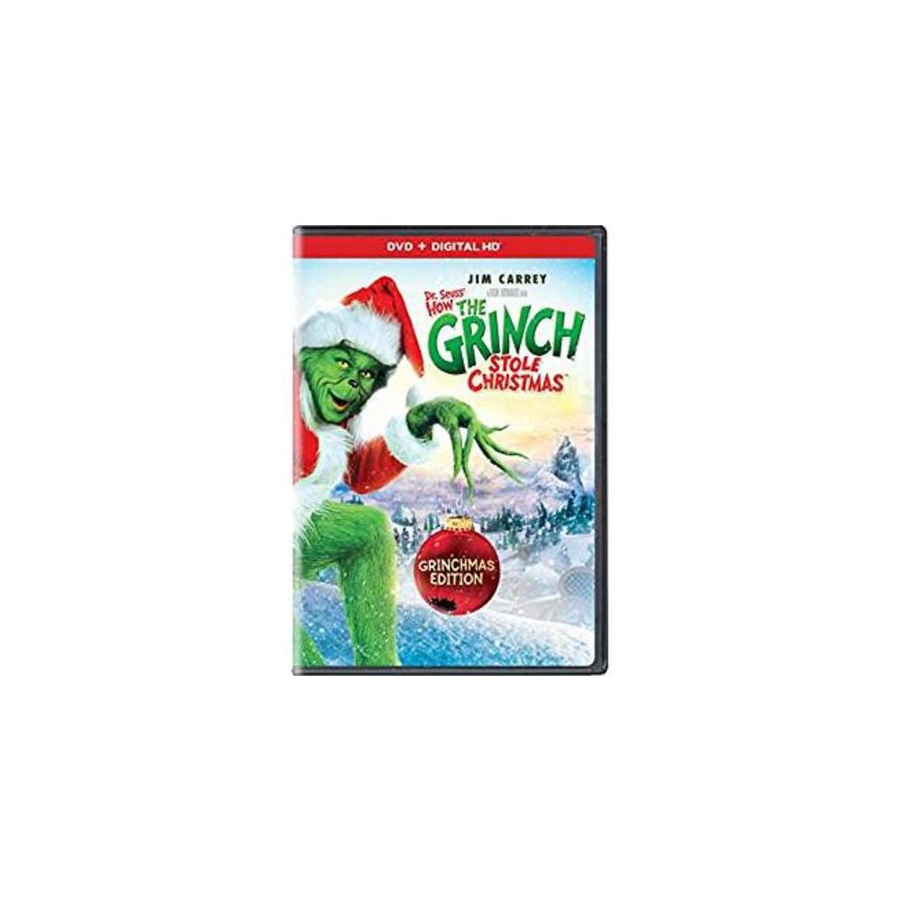 Dr. Seuss' How the Grinch Stole Christmas (Dvd)