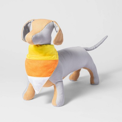 Candy Corn Collar Slide Dog Bandana - Hyde & EEK! Boutique™