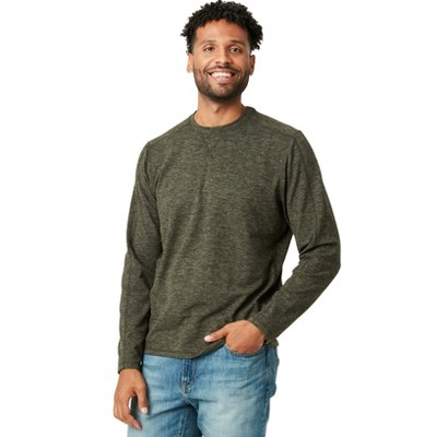 Men's Free Country Catskill Brushed Crew Neck