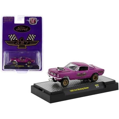 1:64 M2 Machines *AUTO-LIFTS 18* 1966 Ford Mustang GASSER DRAG  *NIB*
