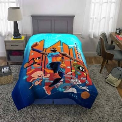 Twin Space Jam Comforter