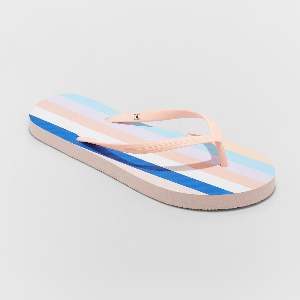 Women's Sara Ombre Flip Flops - Shade & Shore Blue 6