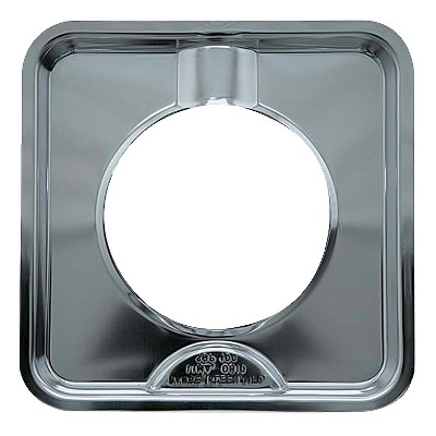 Kleen Chrome Gas Square Pan - Small