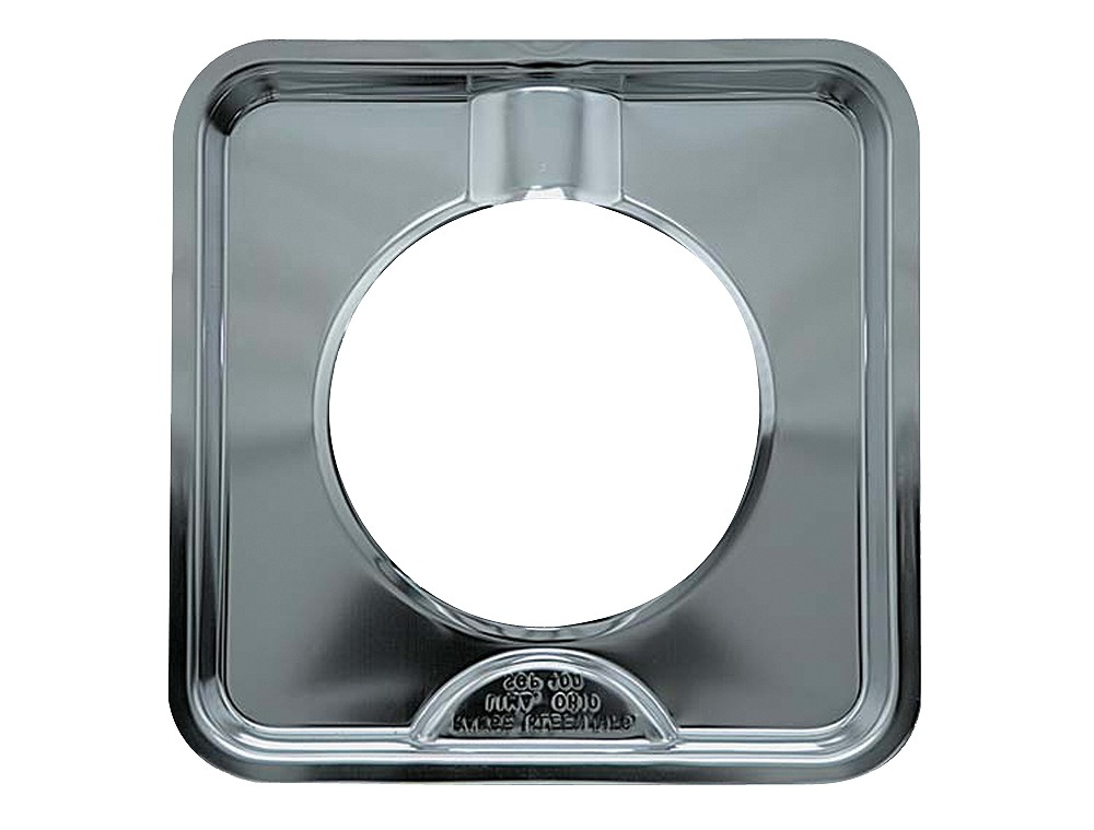 Image of Kleen Chrome Gas Square Pan - Small
