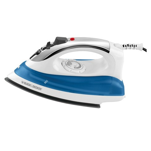 BLACK+DECKER™ Nonstick Variable Steam and Spray Iron - image 1 of 1