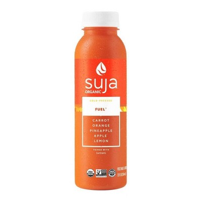 Suja Organic Fuel - 12 fl oz