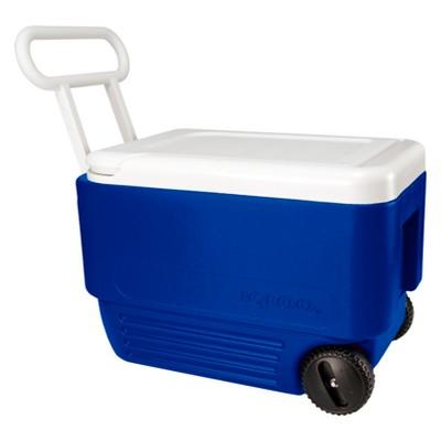 Igloo Wheelie Cool 38 Quart - Majestic Blue