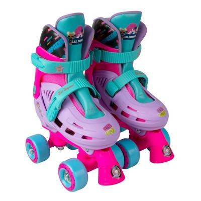 L.O.L. Surprise! Quad Adjustable Roller Skate - Blue