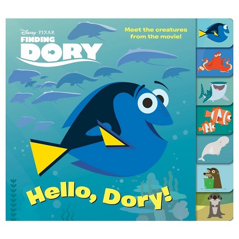 HELLO, DORY! (Finding Dory) by Andrea Posner-Sanchez - image 1 of 1