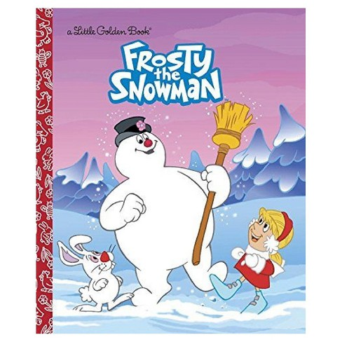 Frosty The Snowman (Hardcover) by Golden Books - image 1 of 1