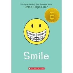 Smile (Paperback) by Raina Telgemeier