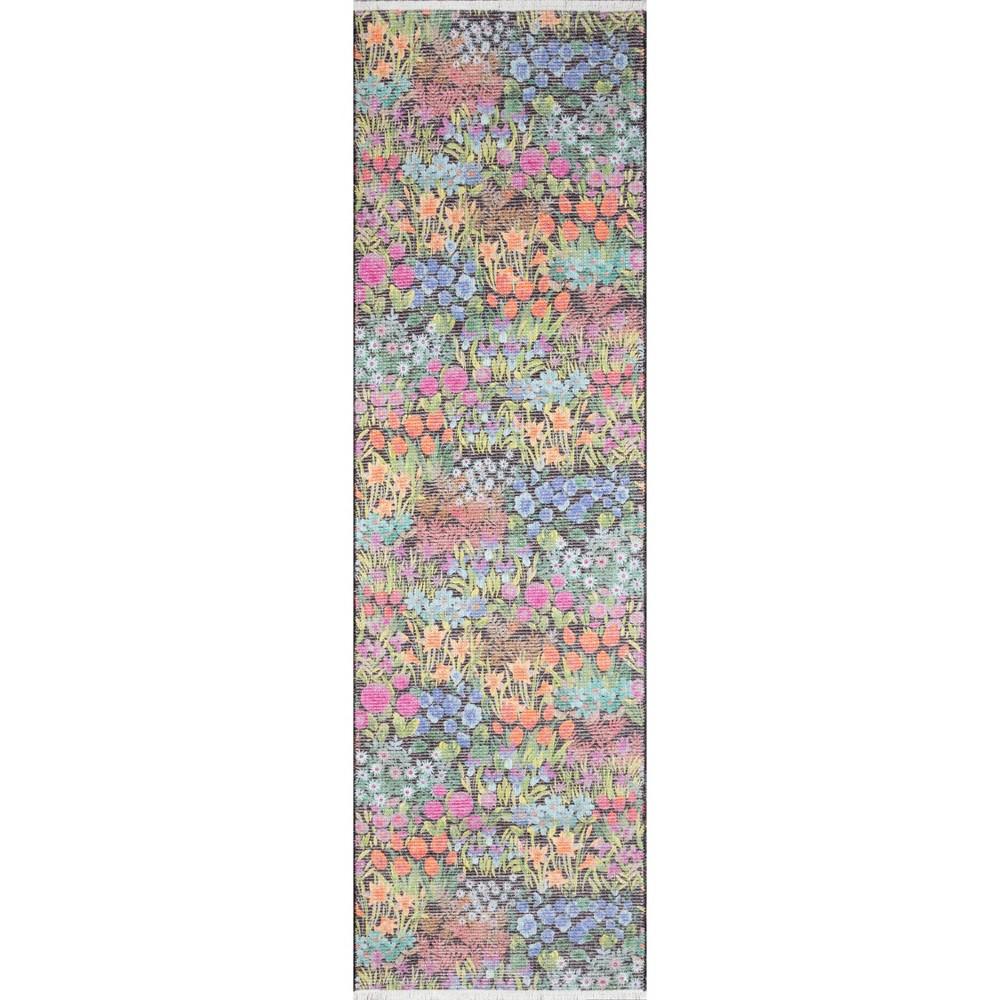 2 39 6 34 X10 39 Runner Helena Floral Rug Momeni