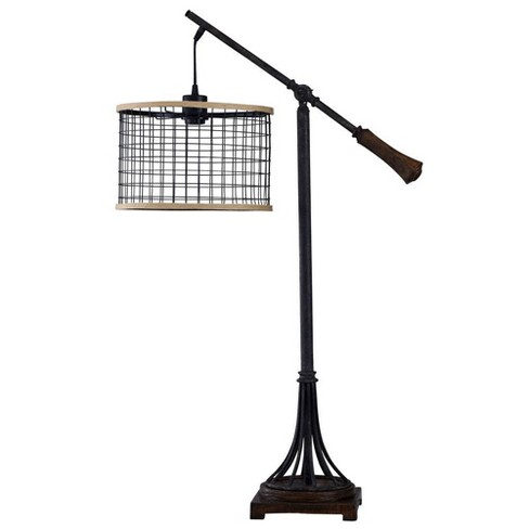Armed Table Lamp Bronze Cloud - StyleCraft - image 1 of 1