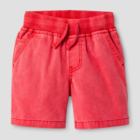 eebe1bc032 Toddler Boys' Pull-on Shorts - Cat & Jack™ Red 5T