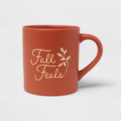16oz Stoneware Fall Feels Mug - Threshold™