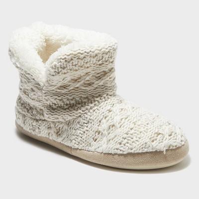 Women's dluxe by dearfoams Calandra Slipper Boots