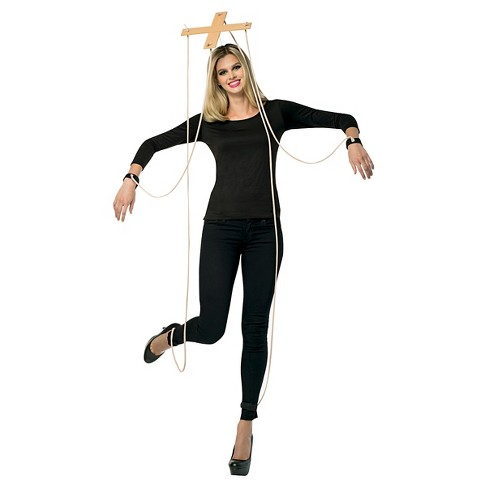 Adult Marionette Kit Tan - One Size - image 1 of 2