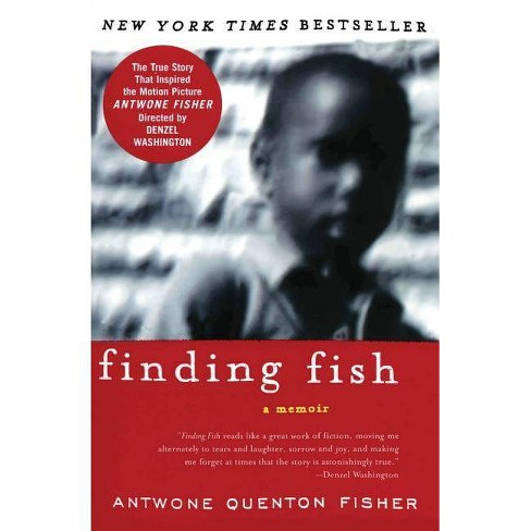 Finding Fish - by  Antwone Q Fisher & MIM E Rivas (Paperback) - image 1 of 1
