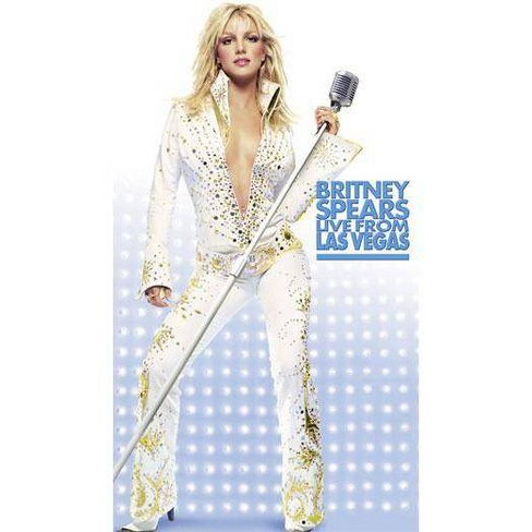 Britney Spears: Live From Las Vegas (DVD) - image 1 of 1