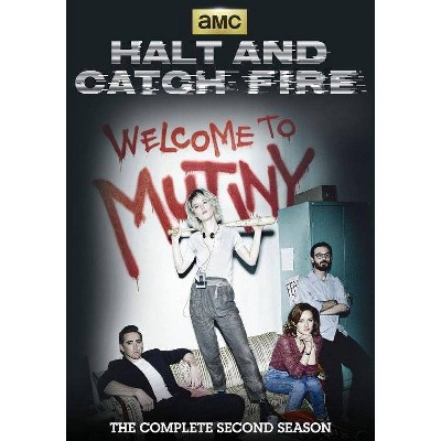 Halt and Catch Fire: The Complete Second Season (DVD)(2016)
