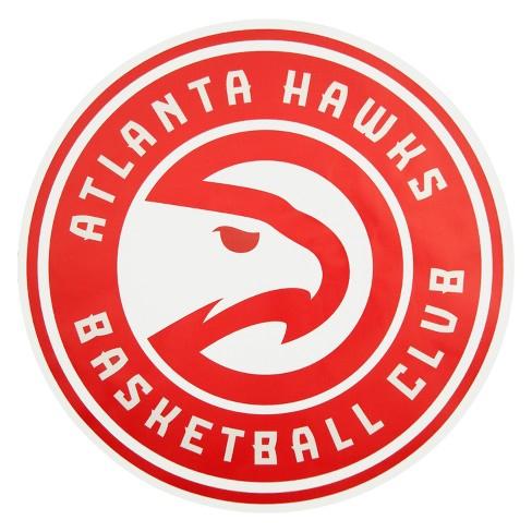 NBA Atlanta Hawks Large Outdoor Logo Decal - image 1 of 1