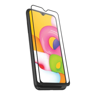 DuraGlass Tempered Glass Screen Protector for Samsung Galaxy A01 - Clear