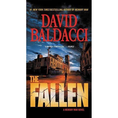 Fallen -  (Memory Man) by David Baldacci (Paperback) - image 1 of 1